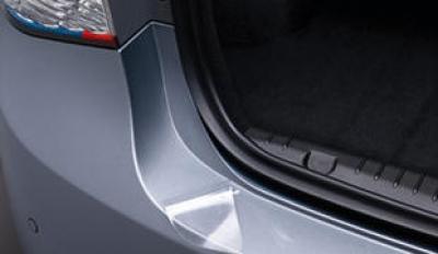 Folie protectie bara spate Opel Astra J originala GM