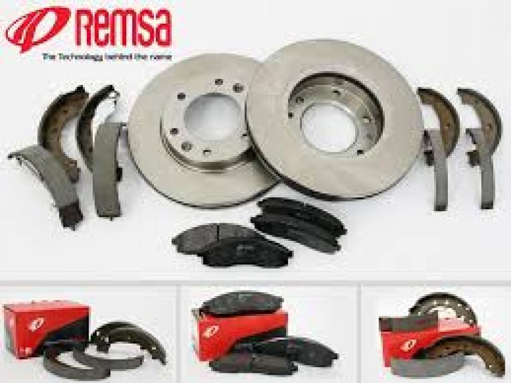 Kit discuri si placute Opel Astra H 5 prezoane 308 mm REMSA
