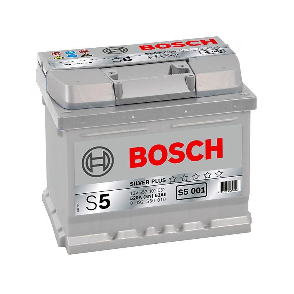 Baterie auto Bosch S5 52Ah/520A