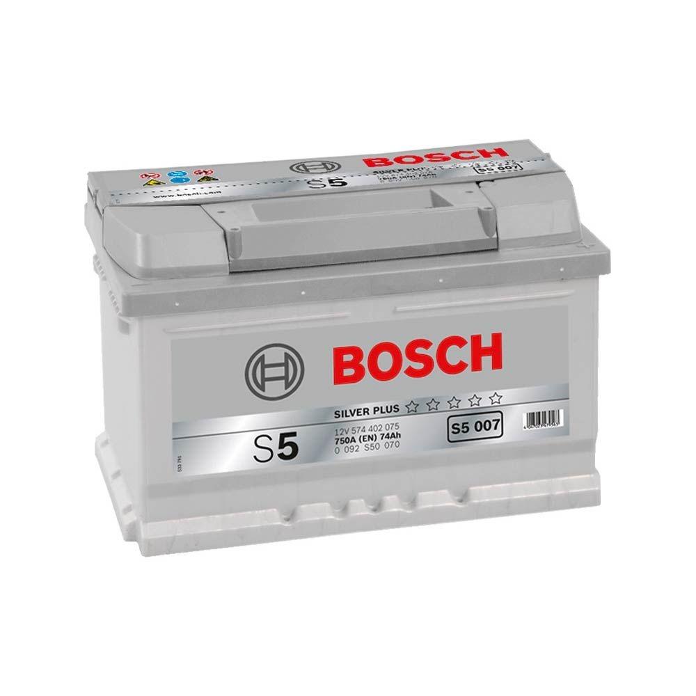 Baterie Auto Bosch S5 74ah/750a