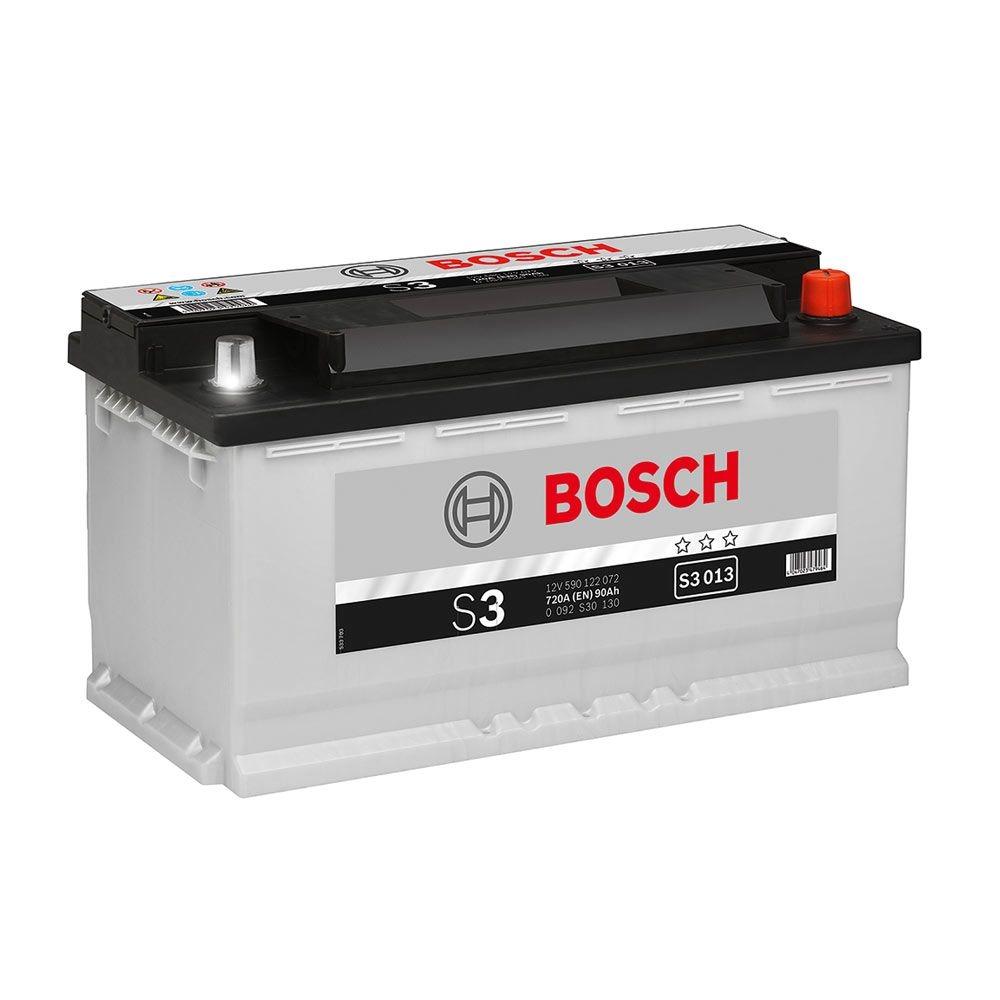 Baterie auto Bosch S3 90Ah/720A