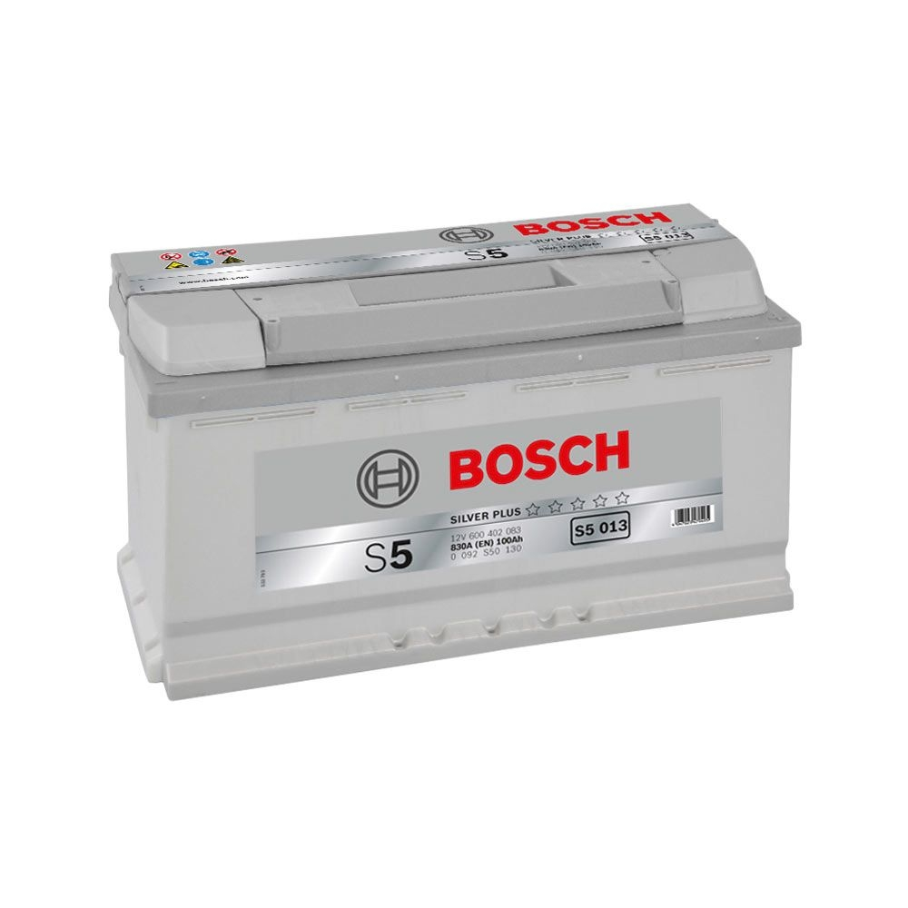 Baterie Auto Bosch S5 100ah/830a