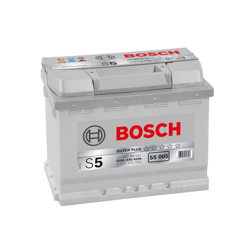 Baterie Auto Bosch S5 63ah/610a