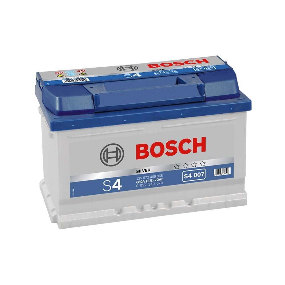 Baterie Auto Bosch S4 72ah/680a