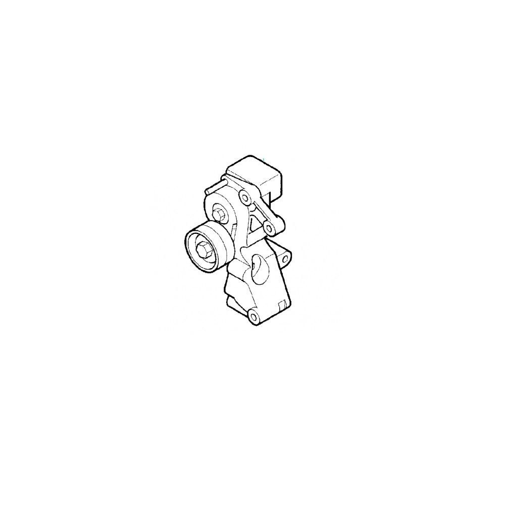 Rola intinzatoare curea alternator Y17DT